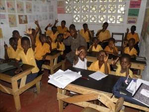 Klass 1 - 2 Hope for Deaf School