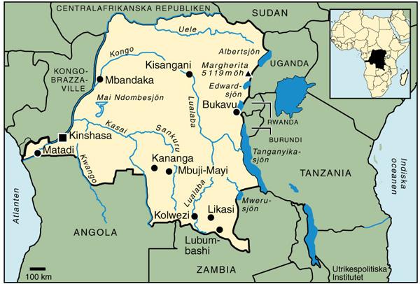 Kongo-Kinshasa