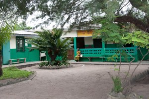 Mpaka sjukhuset i Point Noire-1