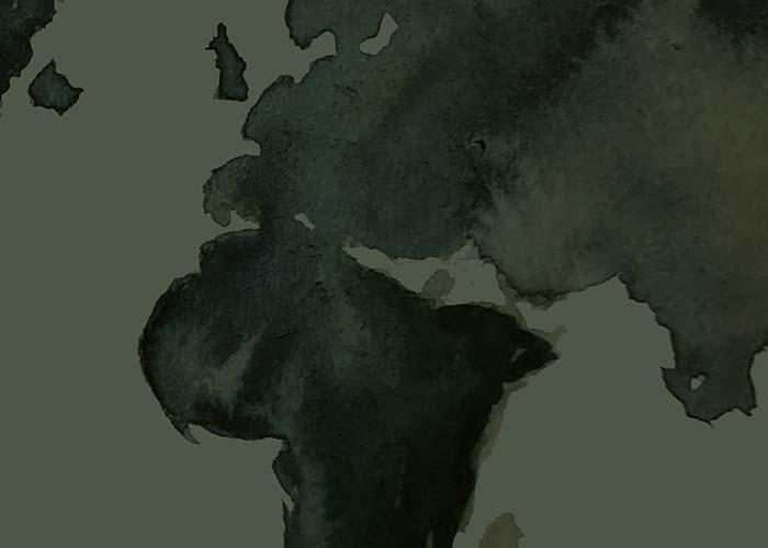 karta - till jordens yttersta gräns