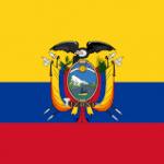 Flagga ecuador