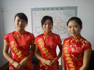 Kineser utbildas om rattigheter
