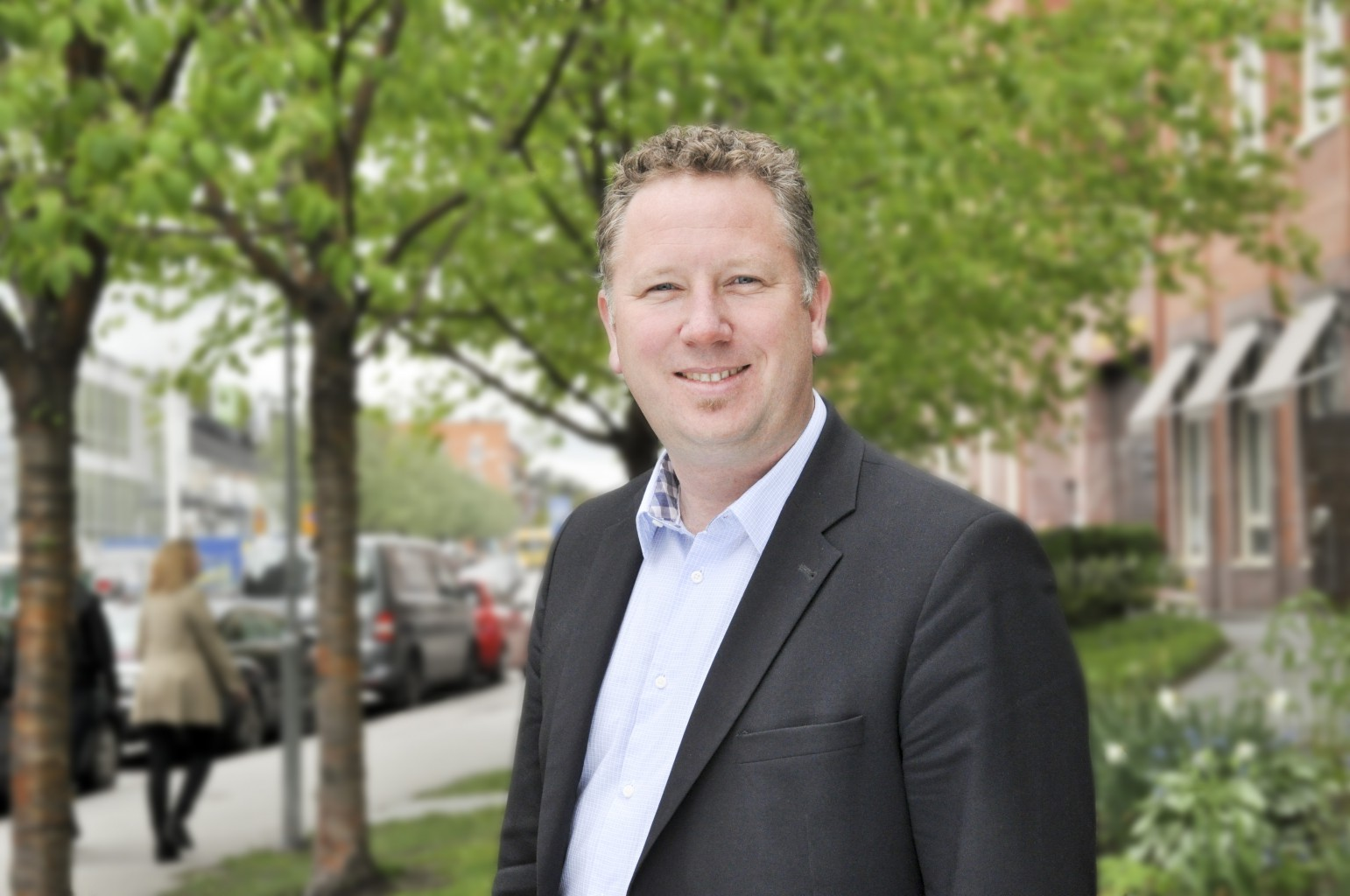 Lasse Svensson kyrkoledare
