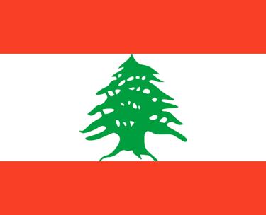 libanons-flagga