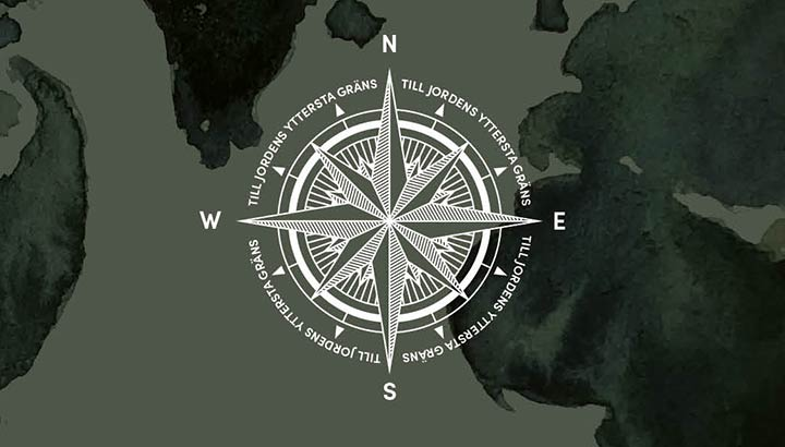 Kompass - till jordens yttersta gräns