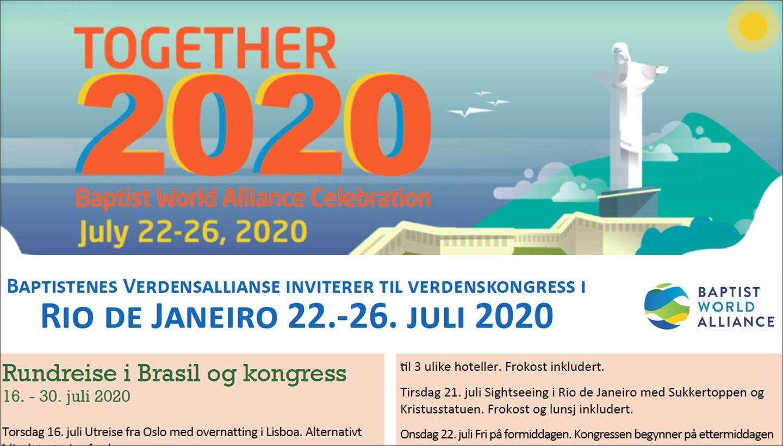 Rio de Janeiro juli 2020