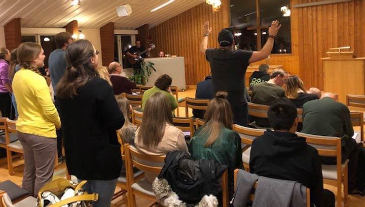 Vitalized - träff för församlingsutvecklare