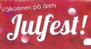 Julfest Banner