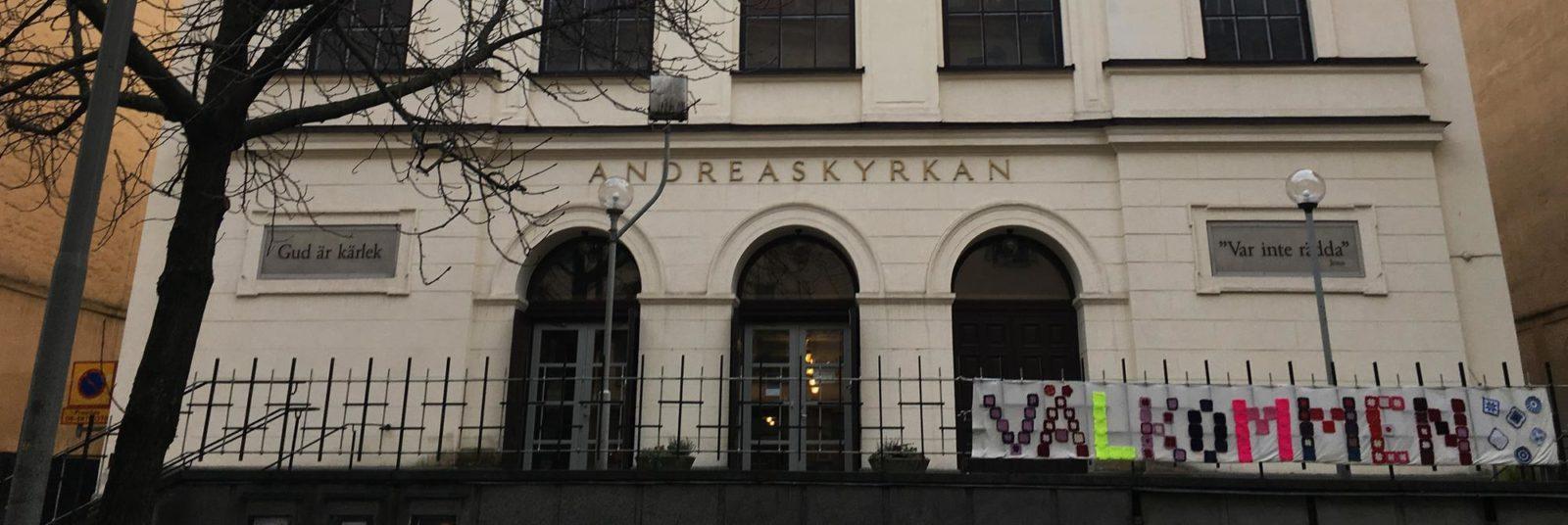 Andreaskyrkan i Stockholm