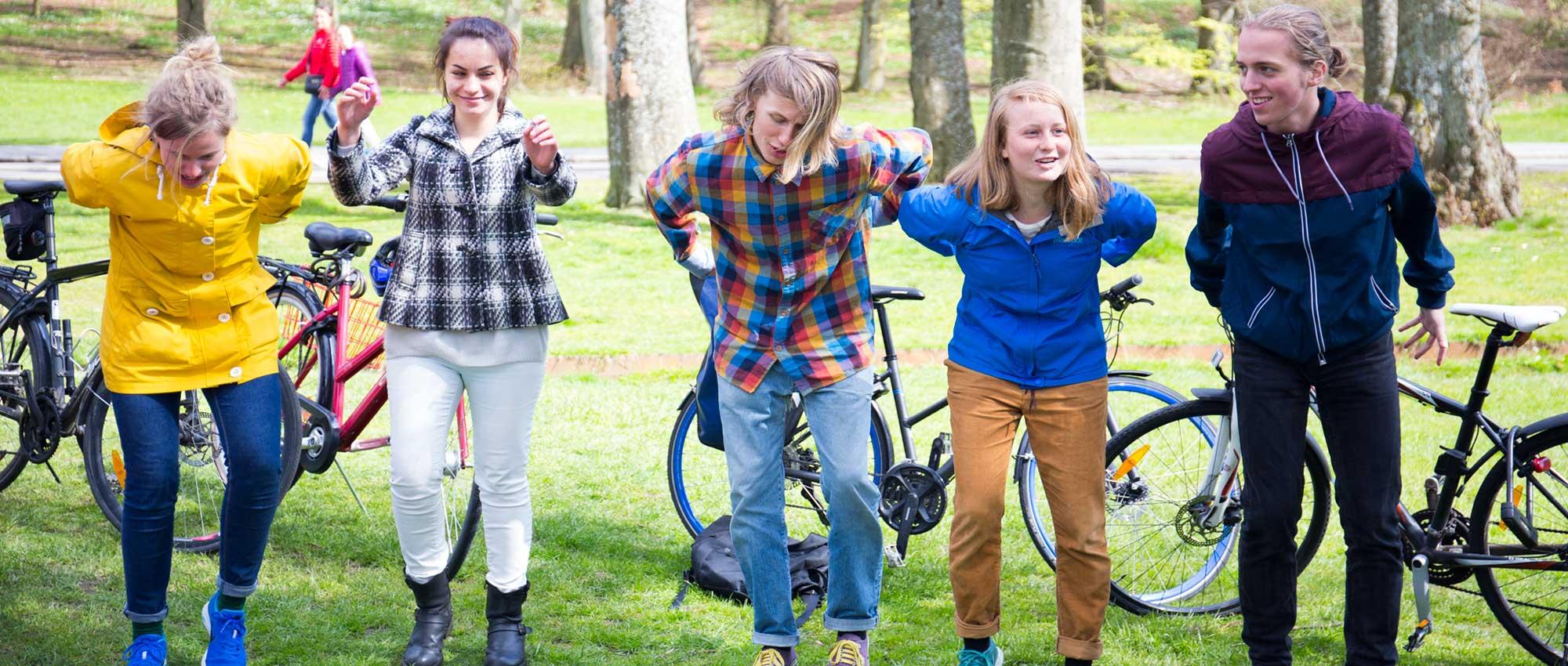 Sociala Webbplatser För Unga Vuxna