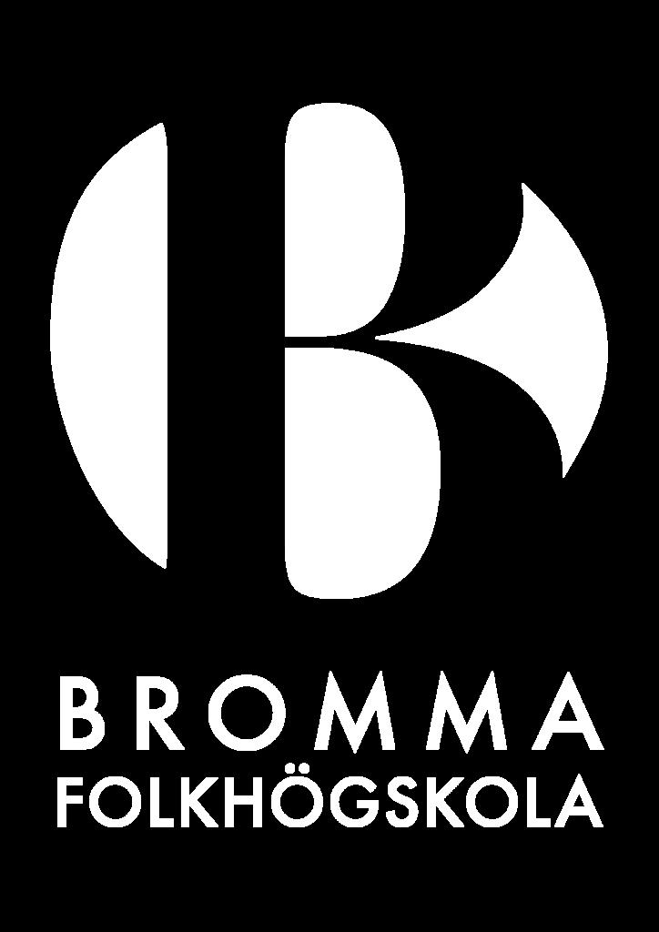 Bromma folkhögskola vit