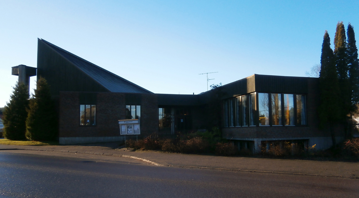 Fasad Högbergsgatan